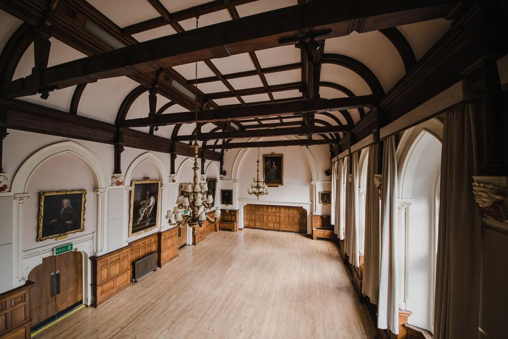 King Charles Hall