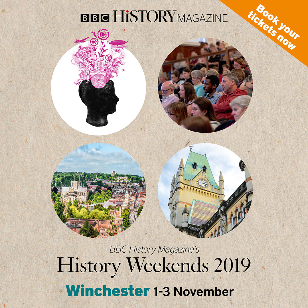 BBC History Weekend Winchester