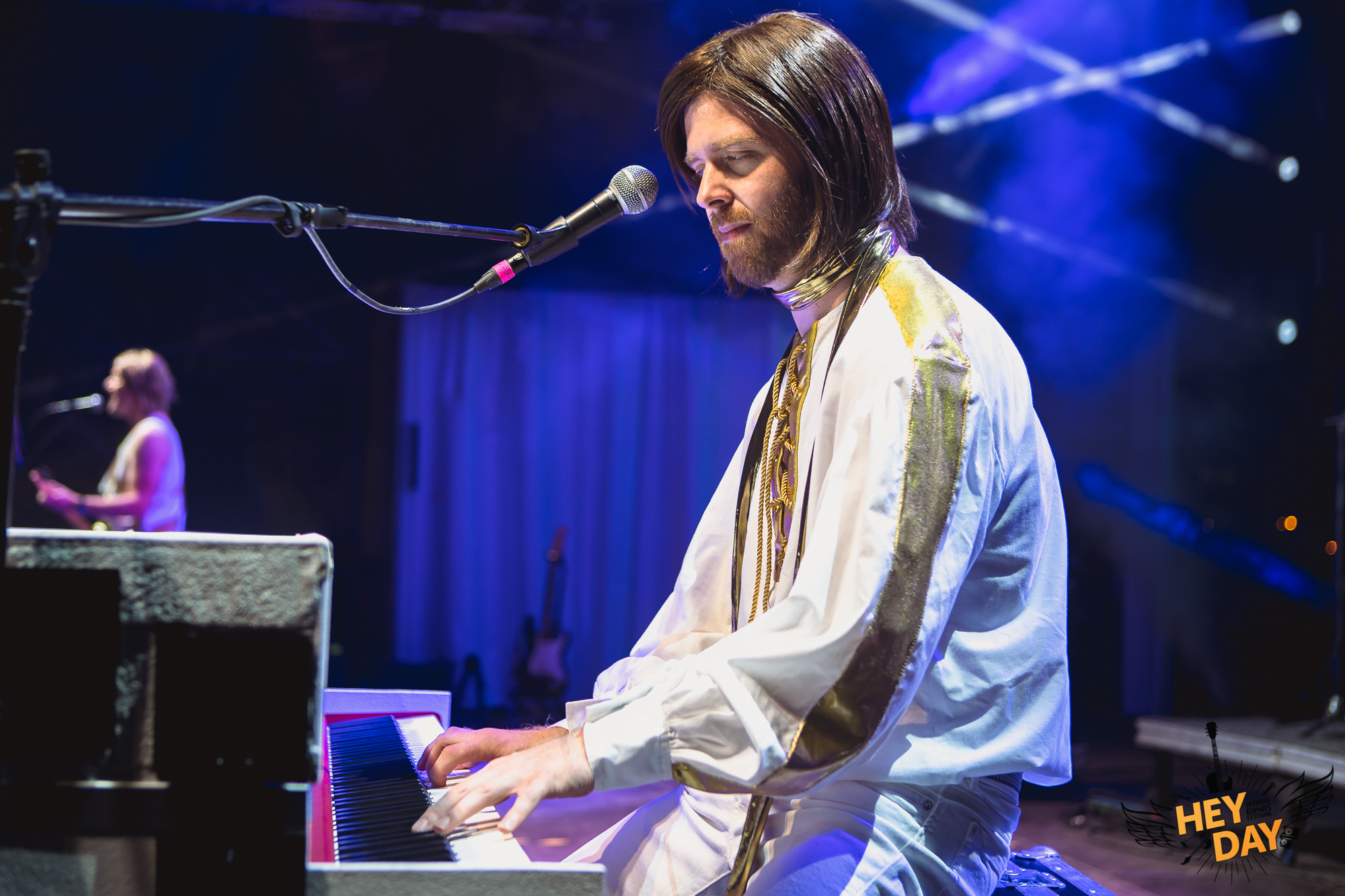 Pianist from 21st Century Abba