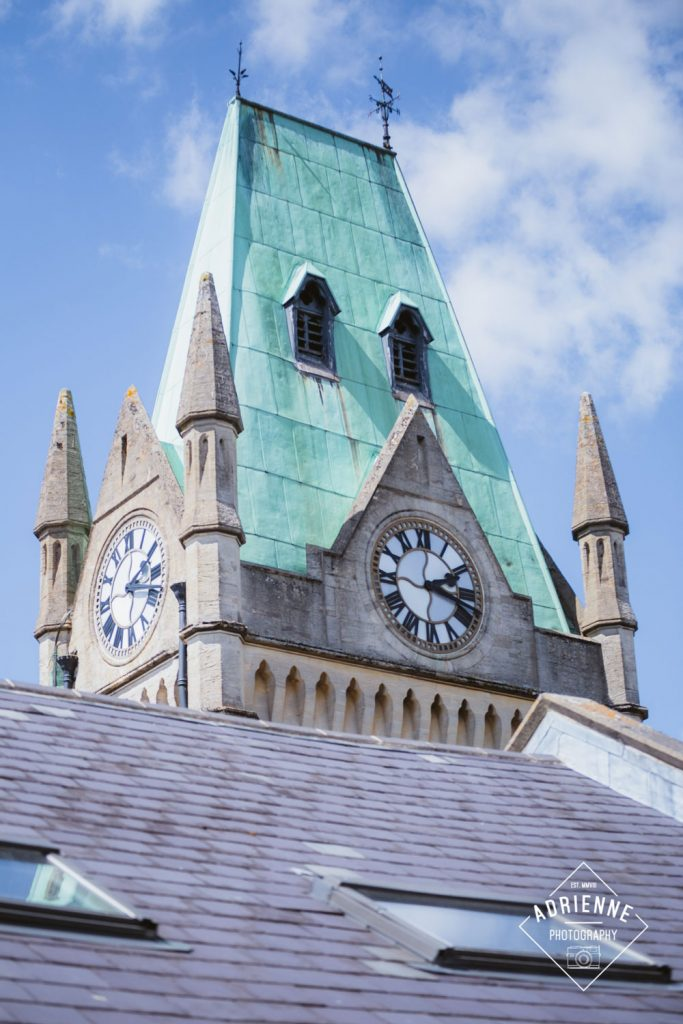 Guildhall clock tower
